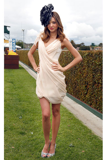 the BMW Caulfield Cup at Flemington Racecourse in Melbourne