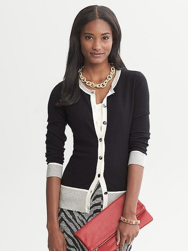 Issa-Collection-Colorblock-Cardigan