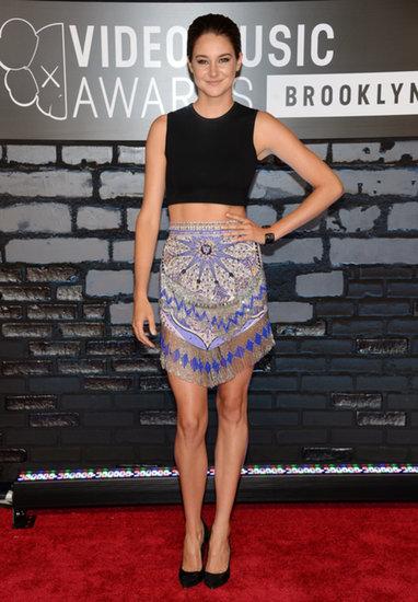 Shailene-Woodley-VMAs-2013-Pictures