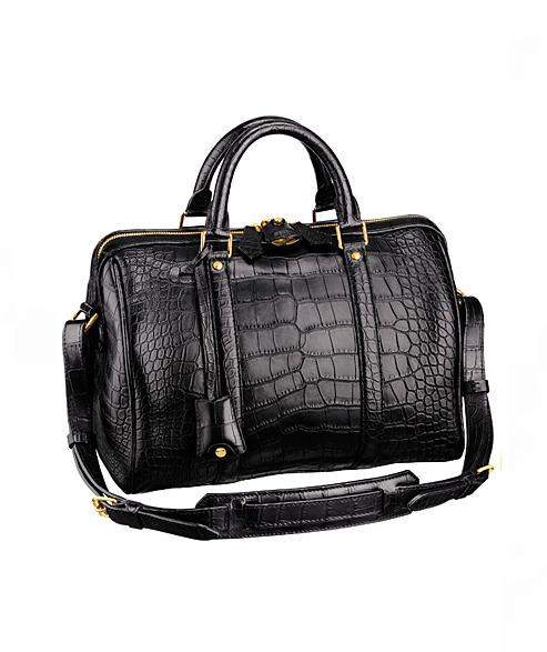 Vuitton SC Bag Crocodile Cruise 2013