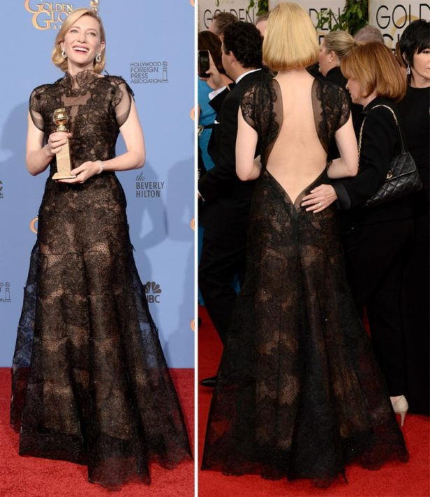 cate-blanchett-black-lace-dress-golden-globes