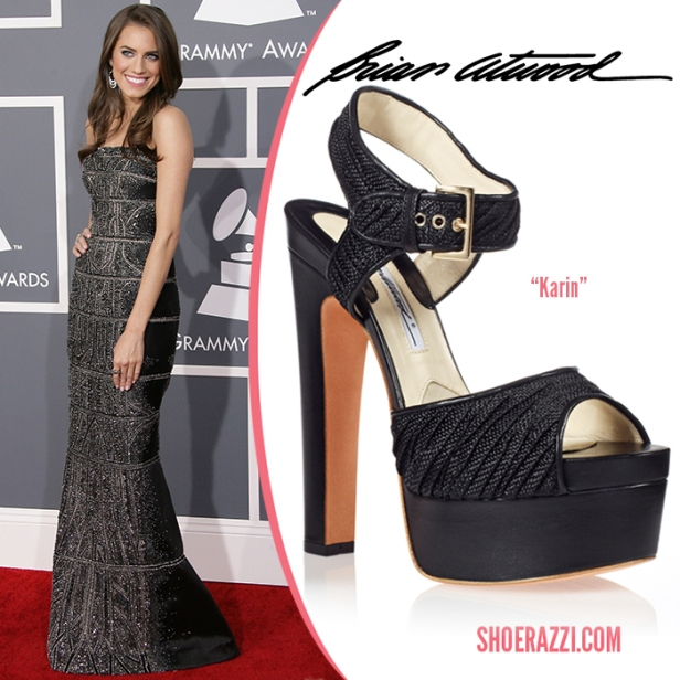 Brian-Atwood-Karin-platform-sandal-Allison-Williams