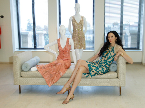 Barneys New York Hosts LACMA For Tea With L'Wren Scott And Adam Glassman