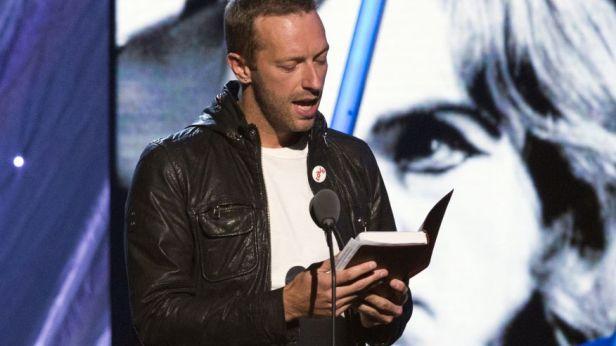 chris martin bible reuters