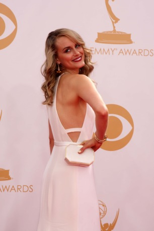 at the 65th Annual Primetime Emmy Awards Arrivals, Nokia Theater, Los Angeles, CA 09-22-13