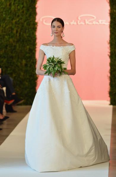 Spring 2015 Bridal Collection - Oscar De La Renta - Show