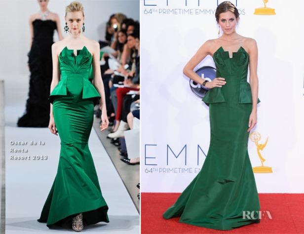 Allison-Williams-In-Oscar-de-la-Renta-2012-Emmy-Awards
