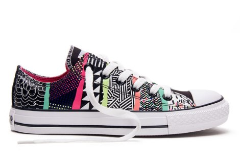 2013_Converse_Chuck_Taylor_All_Star_Geometry_Pattern_Print_Multi_Colored_Low_Tops_Canvas_Sneakers_01