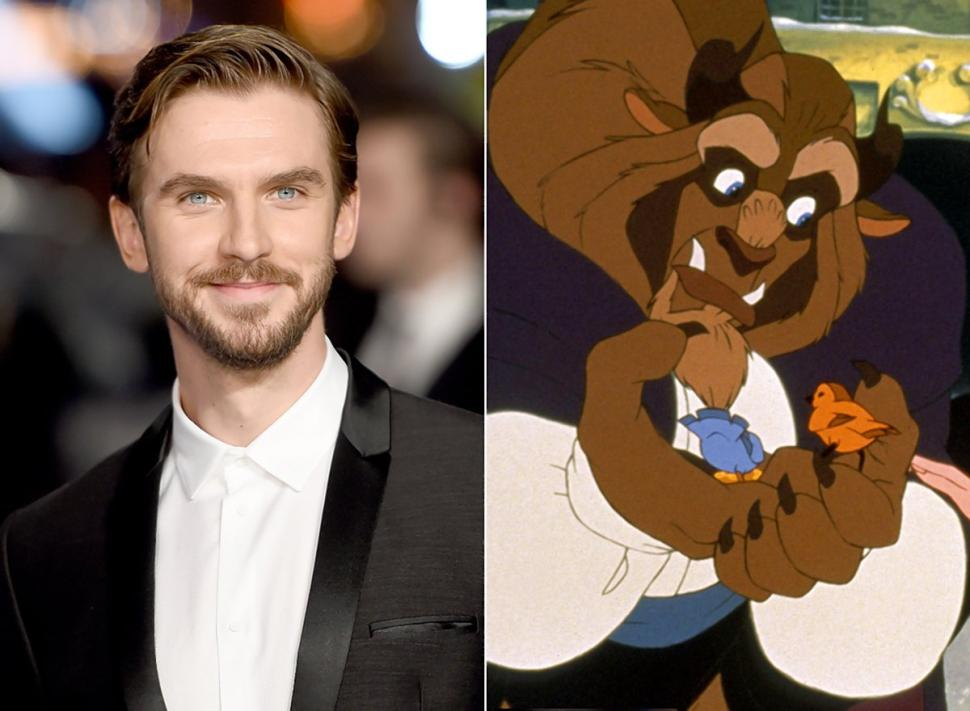 Dan Stevens And Emma Watson To Star In Live Action Beauty The